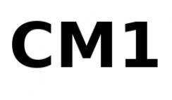 Notre année de CM1 On la commence en Sept.2019 ! 2