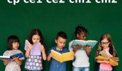 Toutes les classes de l'école primaire 3