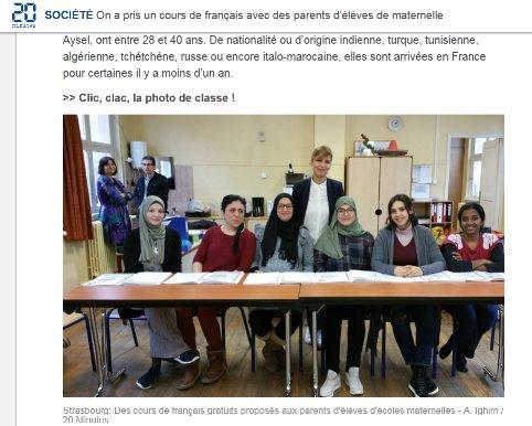 L'école des parents à Strasbourg