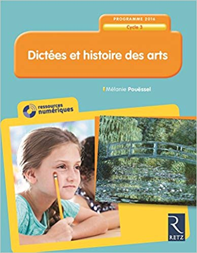 dictées histoire des arts