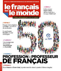prof de français