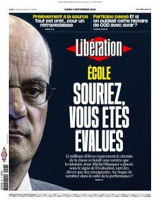 libération evaluation blanquer