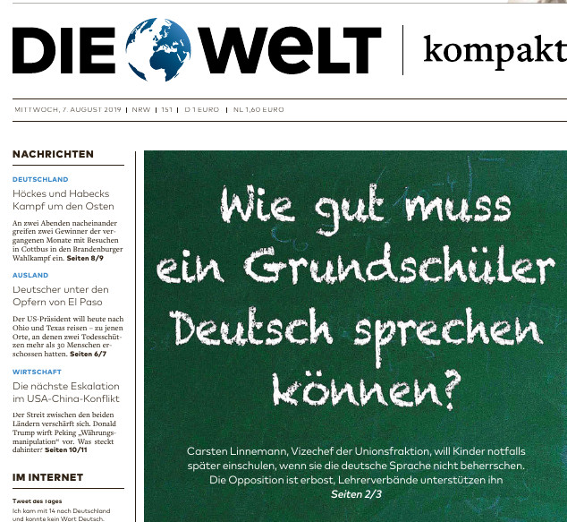 welt education
